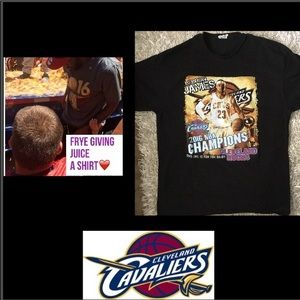 Other - Cleveland Cavalier•2016 Champion Ship Shirt
